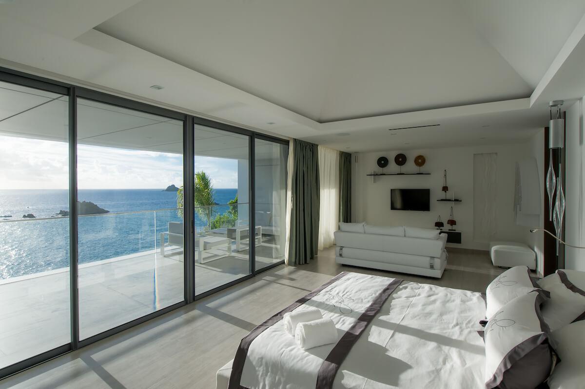 Villa Axel Rock Saint Barth