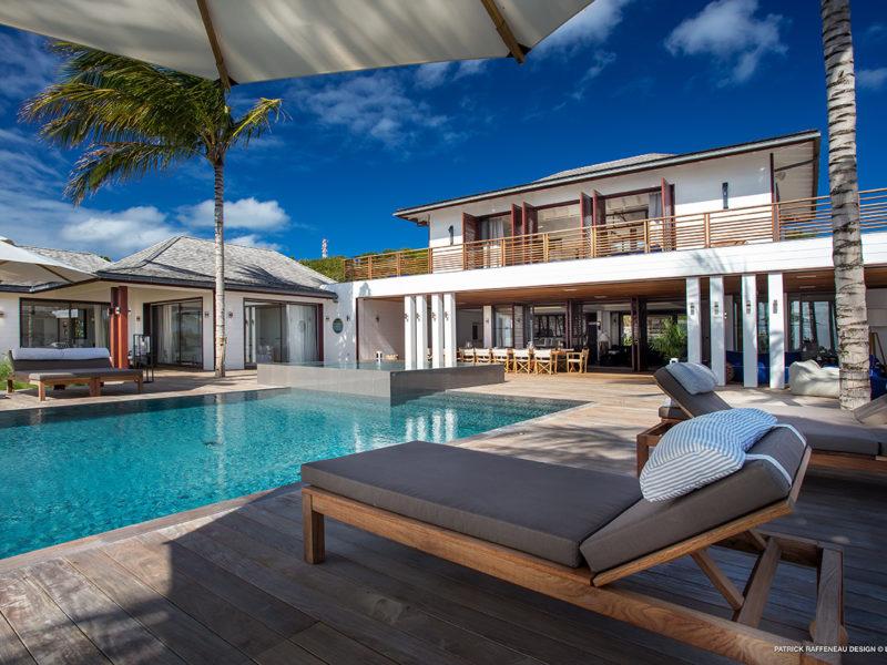 Villa Blanc Bleu