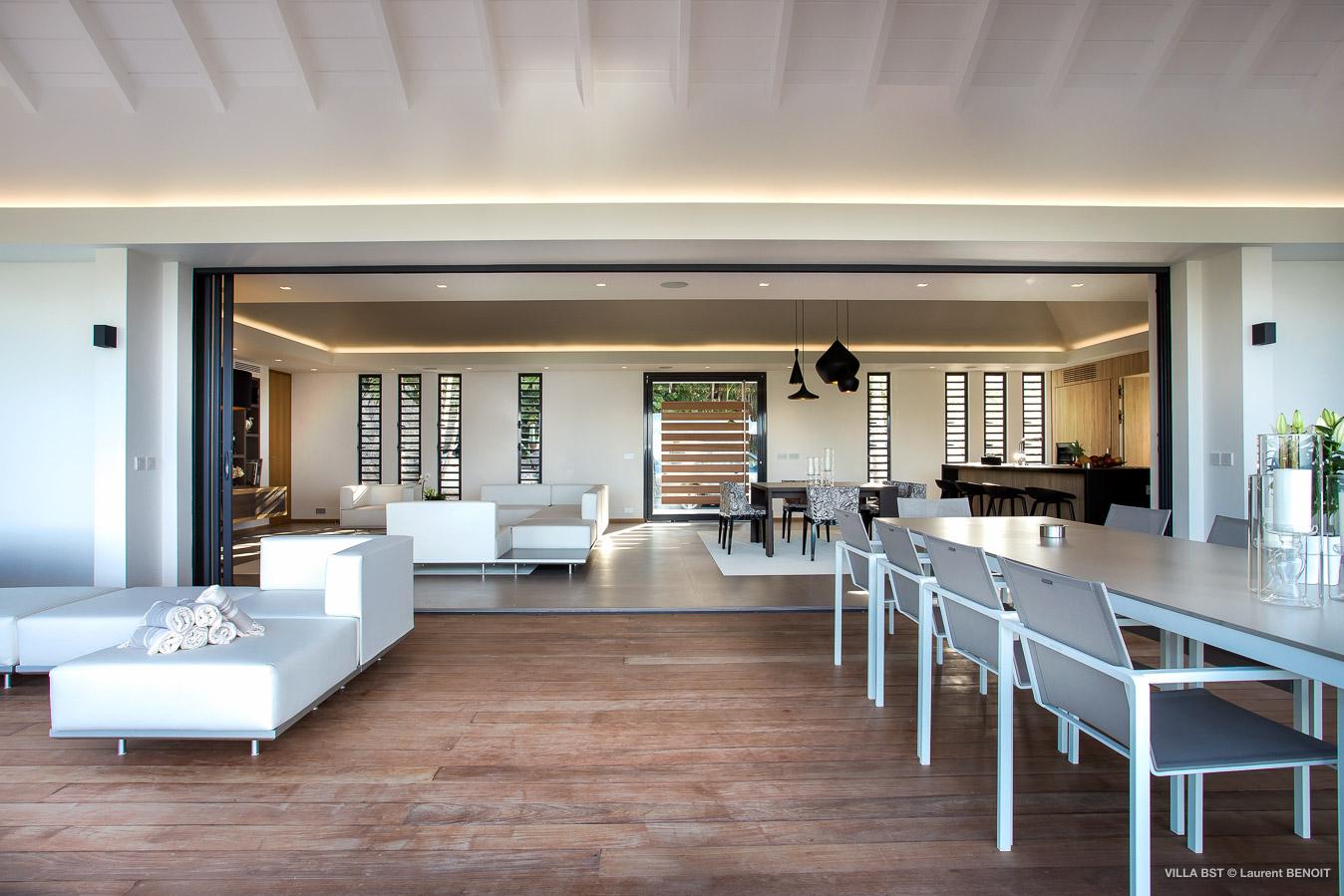 Design salon Villa Bastide