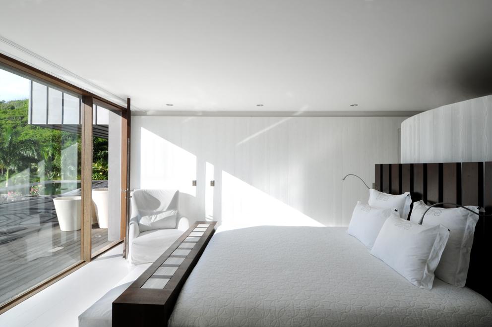 Chambre moderne et épurée Villa Dunes