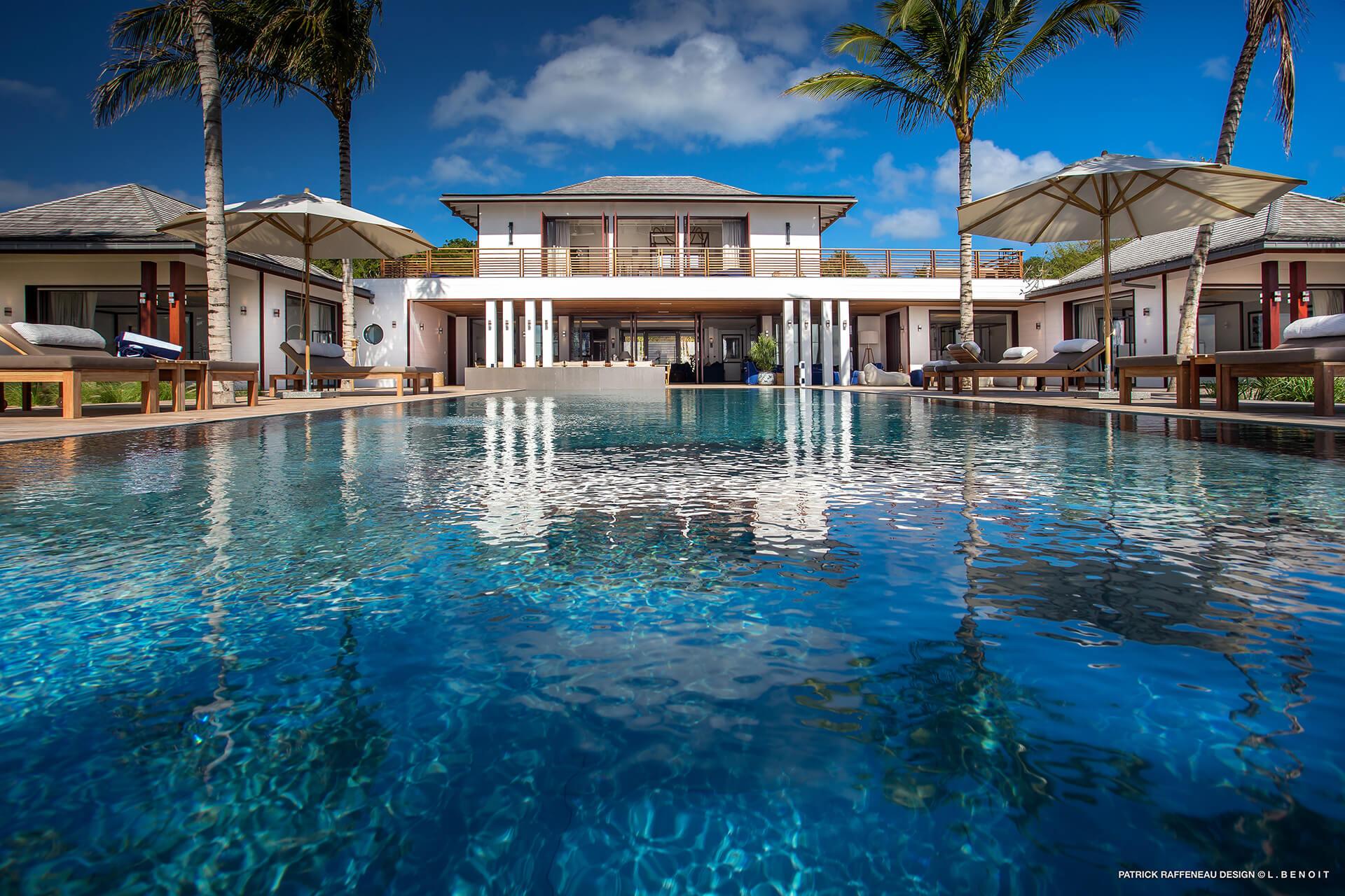 Design d'intérieur et architecture luxe